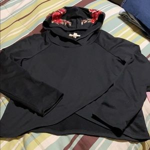 NWT! Pullover Boutique Brand Hoodie.